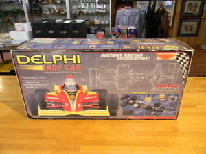 NEW 2002 DURATRAX DELPHI INDY CAR 1/10 SIGNED BY SCOTT SHARP NEVER RAN WORLDWIDE
