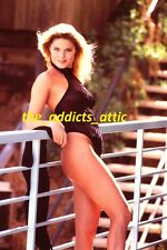 Photo 35mm Slide/Sexy Blonde Woman In Swimsuit Bikini Legs/Thighs/breasts JG112