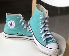 CONVERSE ALL STAR - High Tops - Mint Green - UK Size 4