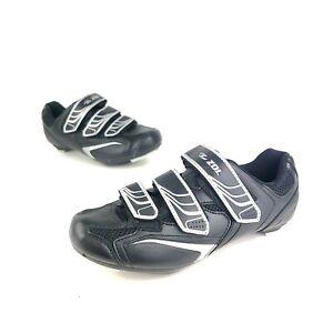 ZOL MTB Cycling Shoes Triple Strap Women's 38 / 6 US + TB51A 2 Bolt Cleats