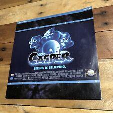 Casper - Letterboxed Edition - Laserdisc Dts Decoder Digital Surround