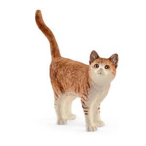 Schleich Cat. Schleich Ginger Cat 13836