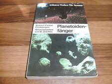 Wolfgang Jeschke -- PLANETOIDENFÄNGER // SF-Stories für Kenner  / 1. Aufl. 1971