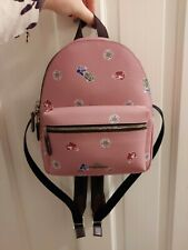 Coach Disney Gem Mini Charlie Backpack Bag