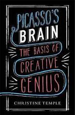 Picasso cerebro: la base de genio creativo, templo, Christine, nuevo