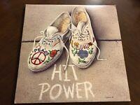 HIT POWER VINYL LP VARIOUS COLUMBIA BOX TOPS LEMON PIPERS SOPWITH CAMEL VG+