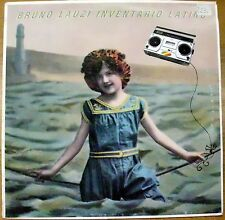 LAUZI BRUNO INVENTARIO LATINO LP MINT RARO FIVE RECORDS