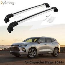 Fit for 2019 2020 Chevrolet Blazer Cross Bars Roof Rack with Lock Crossbars