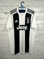 Juventus Jersey 2018 2019 Home L Shirt Adidas Football Soccer CF3489