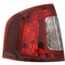 Tail Light lamp LH Driver Ford Edge 11 12 13 14 With Sport TYC 11-6360-90-1