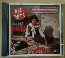 Dee Dee Sharp All the Hits RARE Import CD 1993 bonus tracks OOP Collectors Gold