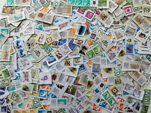 KILOWARE : ESTONIA  : 700 STAMPS /125 GRAMS.