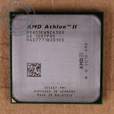AMD Athlon II X4 651K - 3 GHz (AD651KWNZ43GX) Socket FM1 CPU Processor 4 MB
