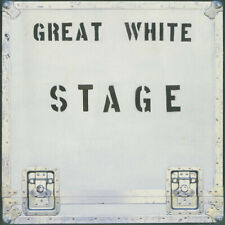Great White ***Stage. **BRAND NEW 2 CD SET