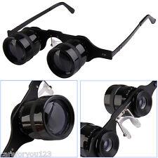 10x34 Optical Glasses Eyeglasses Hand Free Outdoor Fishing Binoculars Telescope