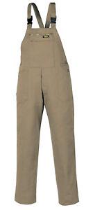 teXXor Bundhose Latzhose Basic Baumwolle Berufsbekleidung Garten Handwerk Hose
