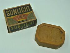 Vintage Bar Sunlight Laundry Soap In Box Lever Product Limited Toronto Canada