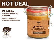 Amlou Arganöl Mandeln creme aus purem Arganöl Mandeln und Honig 250 gr