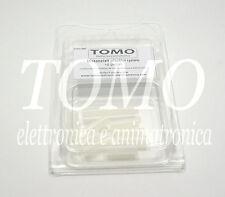 Distanziale plastico da 15mm blister da 10 pezzi codice 2002