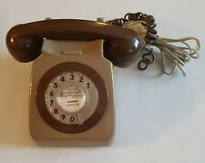 Vintage Original Classic GPO / BT 8746G 746 Dial Telephone - Converted & Working