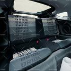JDM Gradation BRIDE Racing Seat Cover Door Panel Decoration Material 1.5Mx1.6M