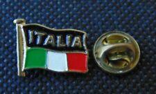 Italia Flag Italy Pin Lapel