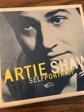 Artie Shaw Self Portrait 5 CD box set