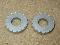 "NOS vintage 3/8"" axle tooth serrated washers bicycle bike parts for schwinn BMX"