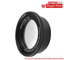 Raynox DCR-250 Super Macro Lens 52-67mm for Canon Nikon Sony Pentax Fuji Olympus