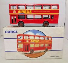 "CORGI - 1:72 DIECAST -  METROBUS ""AIRBUS HEATHROW AIRPORT"" - 91702"
