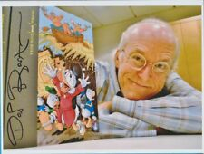 DON ROSA in person signed glossy PHOTO 20x27 cm; 8/11 inch