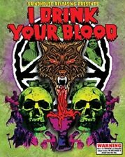 I Drink Your Blood [New Blu-ray] Deluxe Edition