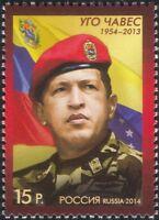 Russia 2014 Hugo Chavez/People/Politics/Politicians/Government 1v (n36205a)