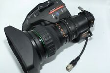 Canon J17ex7.7B4 IRSD SX12 2/3 Zoom Lens with 2x extender