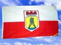 Fahne Flaggen CUXHAVEN 150x90cm TDShop24
