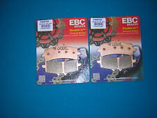 EBC FA447HH Replacement Brake Pads for Front MV Agusta 800 F3 2015