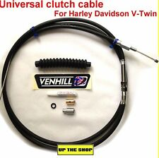 "Venhill universal Harley Davidson V-Twin clutch cable 82"" / 2080mm"