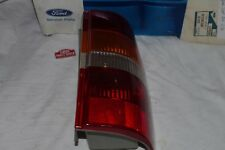FORD Escort MK4 MK5 Van LUCE POSTERIORE SX... 966...... NOS NEW OLD STOCK