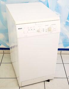 """45cm BOSCH Toplader Waschmaschine """"WOL 2050"""" - 1000 u/min + 16 Monate Garantie"""