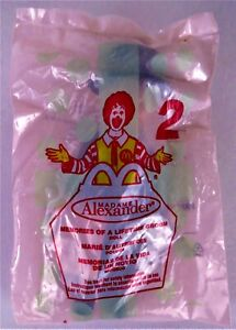 Memories Of A Lifetime Groom - 2001 Madame Alexander McDonalds Happy Meal - NEW