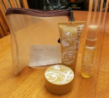 Mary Kay Creamy Frosted Vanilla Body Mist, Body Wash & Body Butter Set