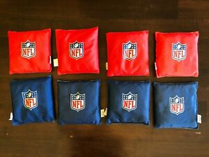 NFL Bean Bags for Cornhole by Wild Sports!