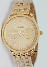 Authentic Original Fossil ES3713 Rosegold Ladies Womens Watch