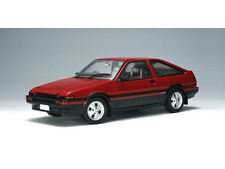 TOYOTA SPRINTER TRUENO (AE86) GT APEX-RED 1:18 AUTOart NEW IN BOX SALE AUCTION