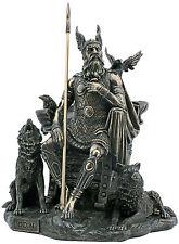 Odin Figur Statue  Wikinger Göttervater Odin Figur Veronese