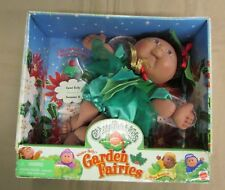 New Cabbage Patch Kids New Factory Winter Carol Holly Garden Fairies Doll 12/21