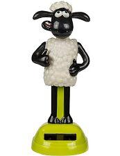 Solarfigur Figur Solar Shaun the Sheep das Schaf Dekofigur Tanzend Wackel-Figur
