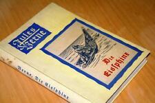 Jules VERNE * LES eissphinx * 1898