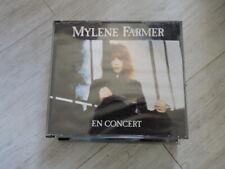 mylene farmer : en concert - coffret 2cd - 1989