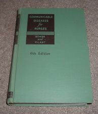 Vintage College Textbook COMMUNICABLE DISEASES FOR NURSES Nursing Albert Bower